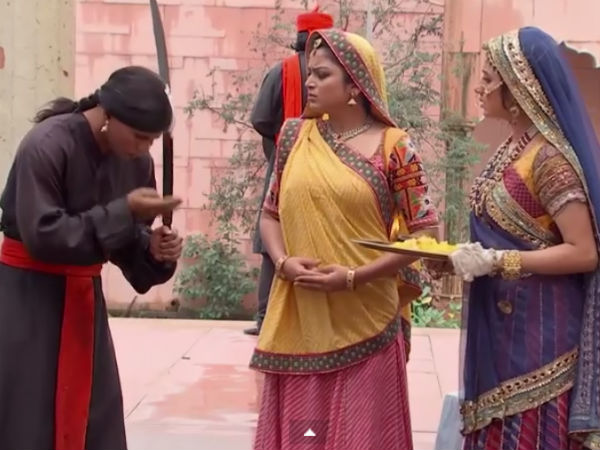 Sharifuddin Warns Jodha