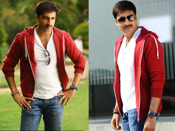 Gopichand's Role In Loukyam