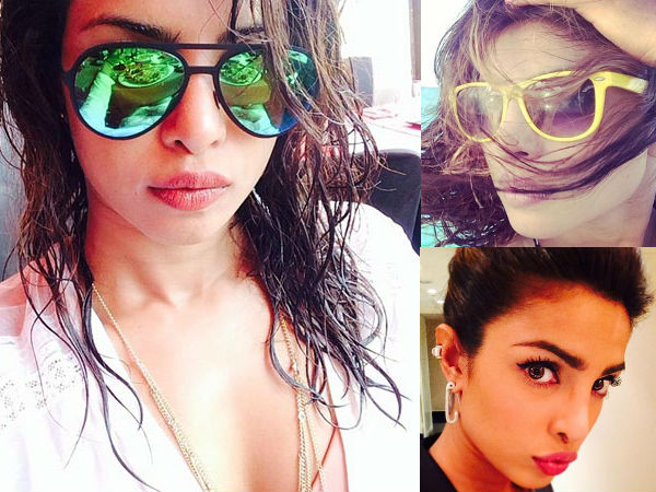 Hottest Instagram Selfies Of Priyanka Chopra