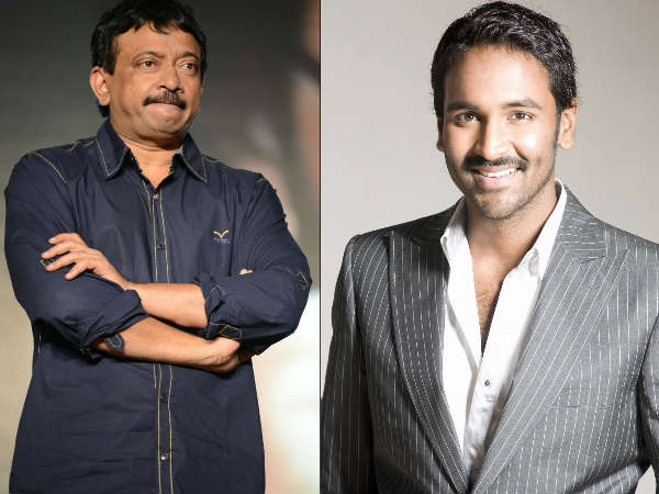 RGV, Vishnu Manchu To Auction Their New Film
