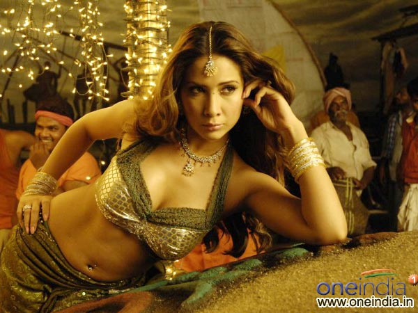Kim Sharma's Item Song