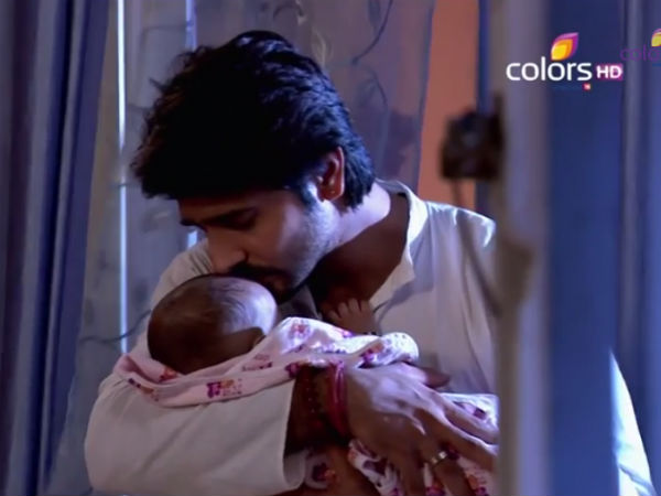 Rudra Takes Care Of Dhruv