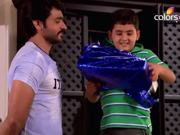 Rudra Gifts Him
