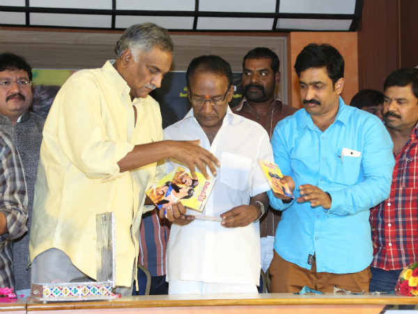 Tammareddy Releases Real Star Music CDs
