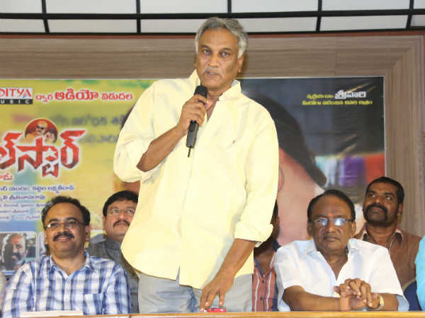 Tammareddy Addresses Real Star Music Launch