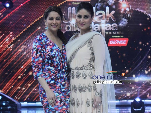 Madhuri And Kareena