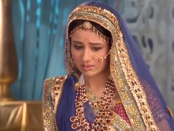 Paridhi Too Unhappy