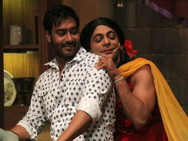 Why Ajay Devgn Skipped Comedy Nights With Kapil And Jhalak Dikhhla Jaa 7!