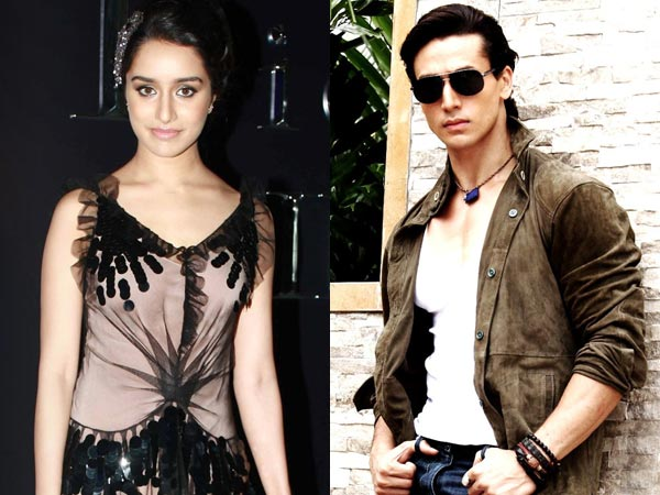 Tiger Shroff made debut with the film Heropanti