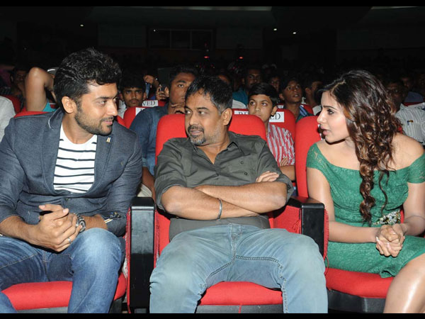 Samantha-Surya's Bond