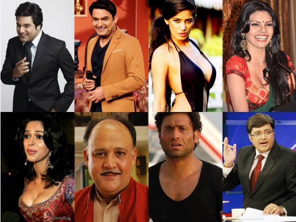 Per Day Salary of Celebrity Cast Bigg Boss 10 Episode 8 22 ...