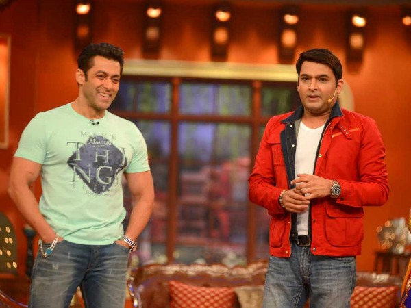 Salman Khan Skips Kick Promotion On Comedy Nights With Kapil!