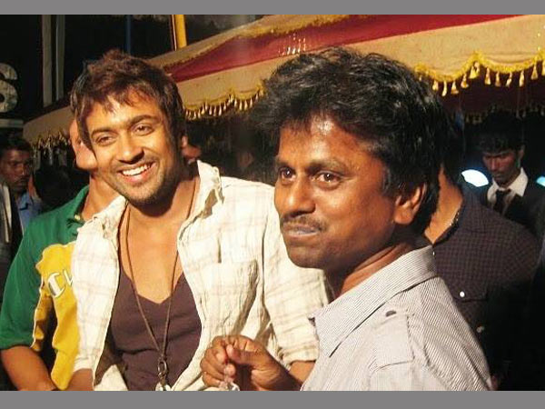 AR Murugadoss-Surya Joining Hands Again?