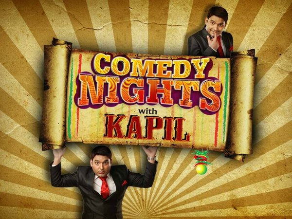 Initial Contract Was Of 26 Episodes: Kapil On Comedy Nights...