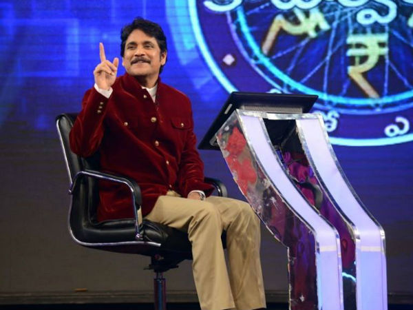 Nagarjuna's MEK Grand Finale On August 7