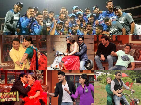 Comedy Nights With Kapil Completes 100 Episodes; Revisit Most Memorable Moments!