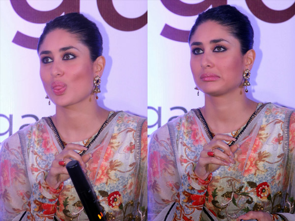Cute, Funny, Weird Expressions Of Kareena Kapoor