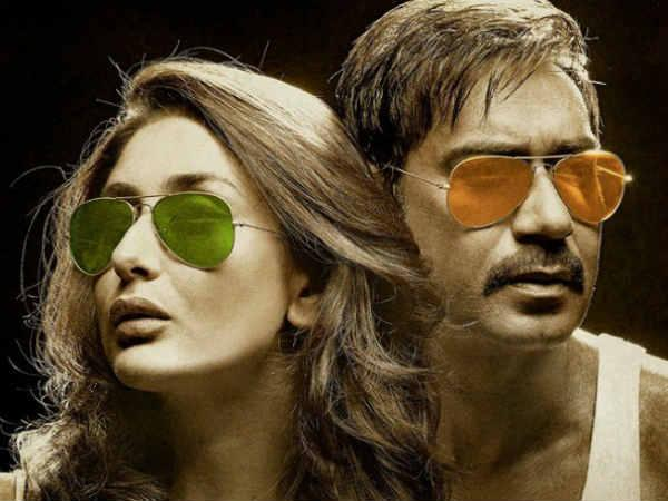 Objectionable Scenes From Singham Returns To Be Deleted
