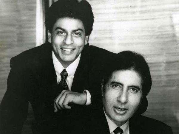 King Of Bollywood & The Mega Star In One Frame