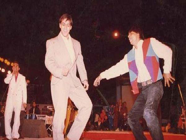 SRK And Salman Khan In One Stage