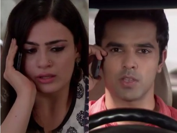 MATSH: Ranvir Arrested By Police, Chirag Helps Ishani