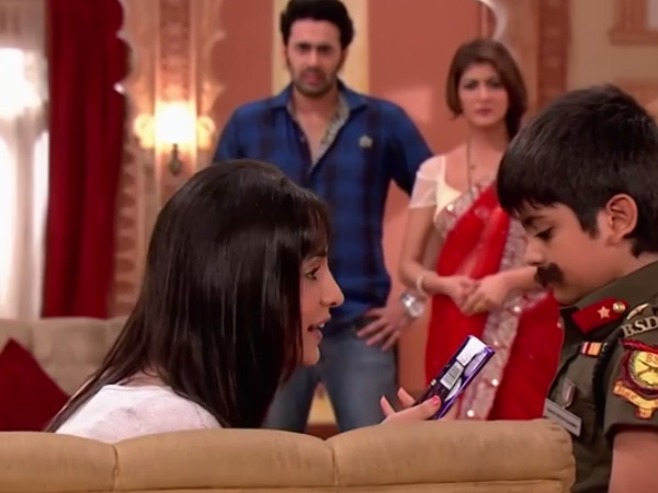 Rudra Again Misbehaves