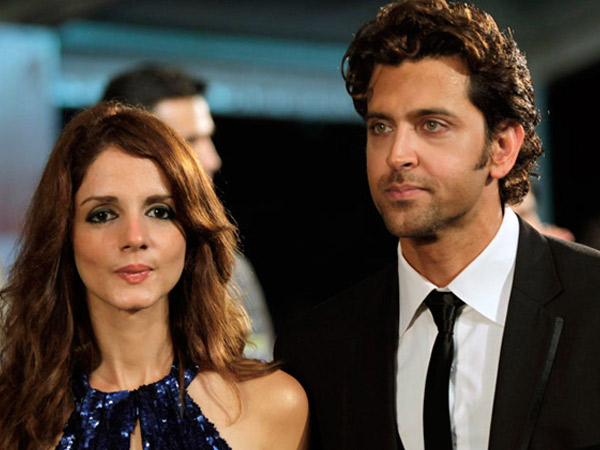 Hrithik's Separation With Sussanne