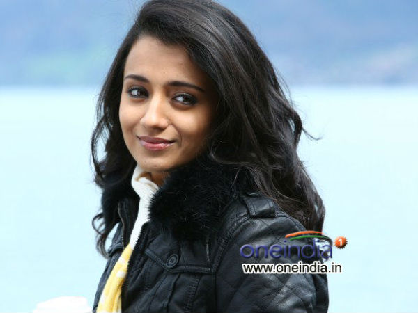 Trisha In Jai's Next