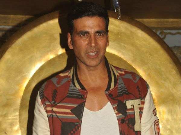 Akshay will be next seen in Entertainment