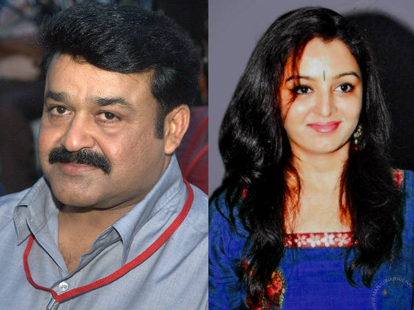 Manju Warrier To Pair Up With Mohanlal In Sathyan Anthikad's Next Movie