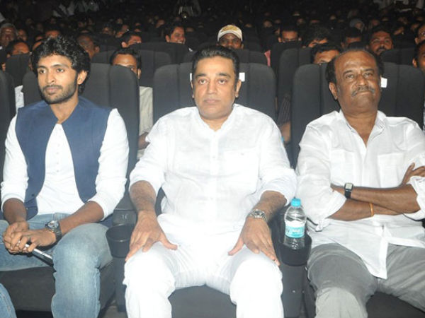Kamal Hassan To Support Vikram Prabhu Again