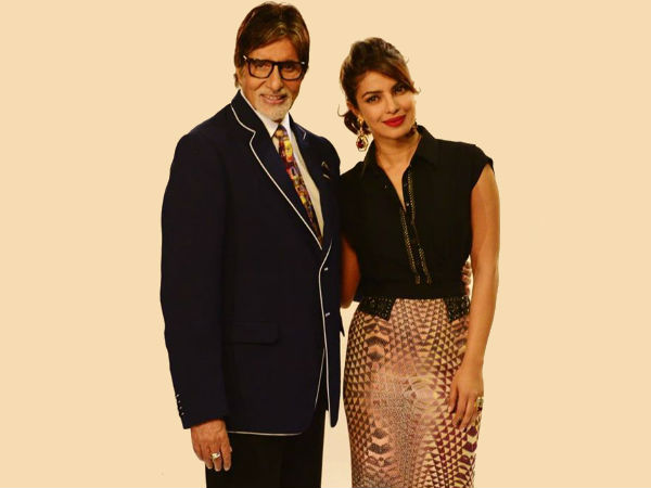 Fiery Young Lady Not Priyanka Chopra Inspired Big B On KBC!