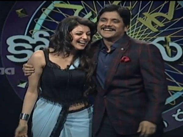 Kajal Aggarwal On MEK