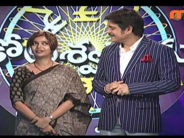 Swathi On MEK