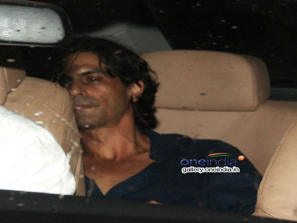 Arjun Rampal Leaving