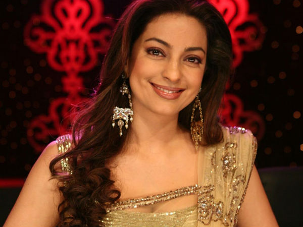 Juhi Chawla made her Hollywood debut wiith the film Hundred Foot Journey