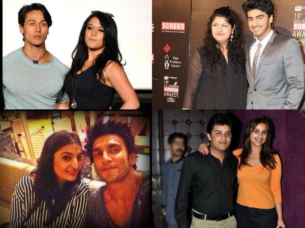 Celebrity Siblings! Real Life Siblings in Bollywood - Let ...