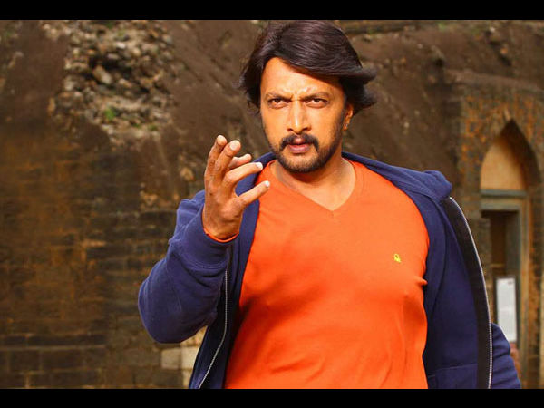 Sudeep To Become An Army Officer