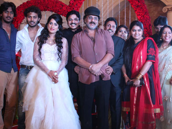 Crazy Star Ravichandran at the event