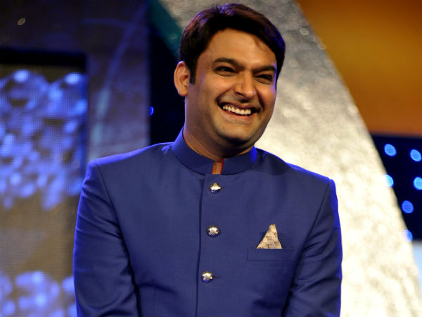 Kapil Sharma's Wish: Break Some Rules, Give Something Back!