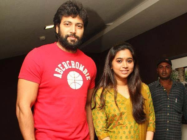 Jayam Ravi With Aarthi At Rockstar Special Show