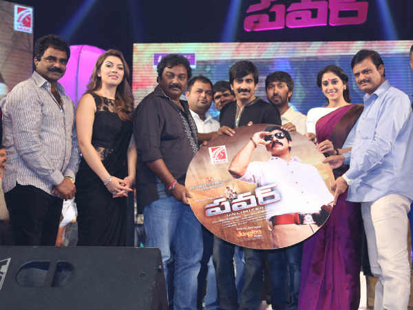 VV Vinayak Unveiled Power Audio CDs