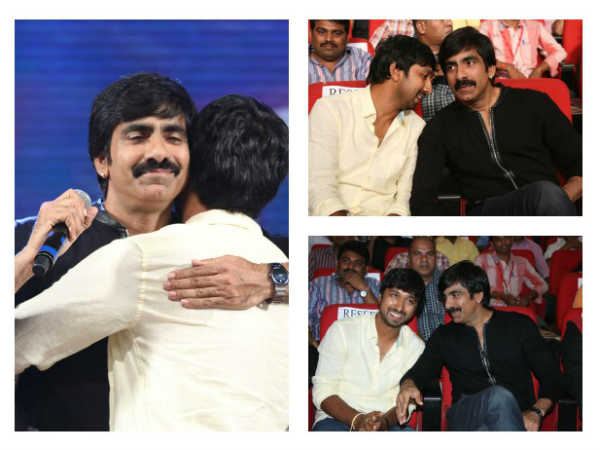 Ravi Teja's Bonding With Bobby