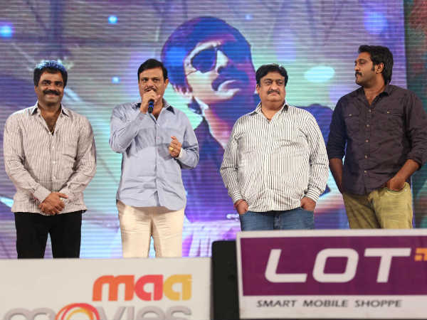 Ajay At Power Music Release