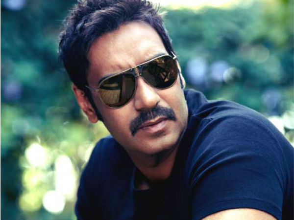 Ajay Devgn with KAreena KApoor