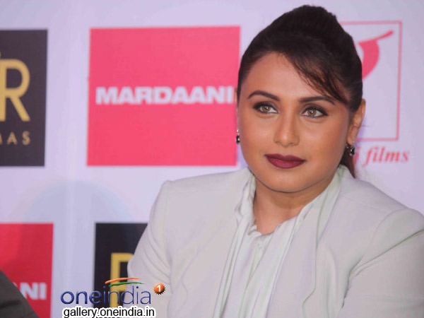 Rani Mukerji Was Stopped By A Cop On The Road!