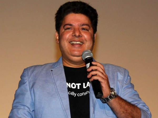 sajid khan actor