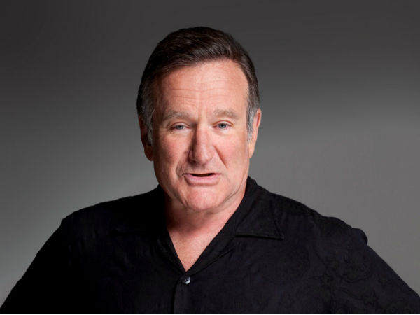 Telugu Stars ‏Mourn Robin Williams' Death