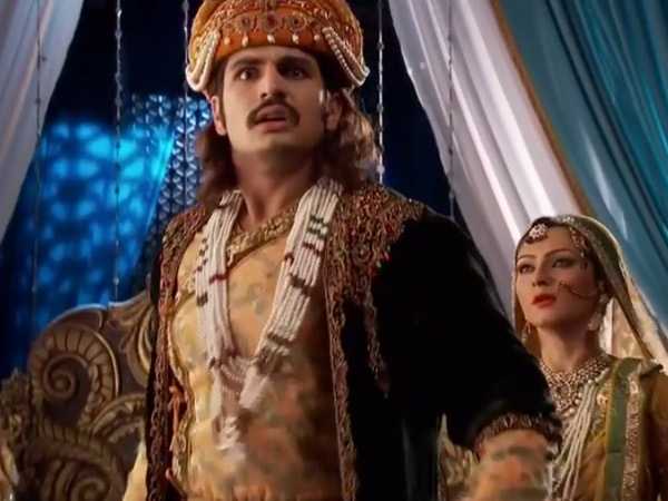 He Is Told That Jodha