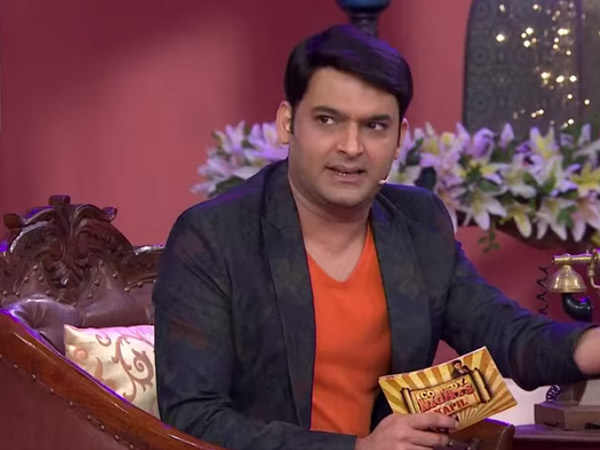 Kapil Revealed Ajay's Secret